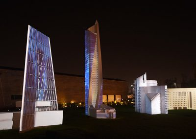 AlShaheed Park Museums no Kuwait4
